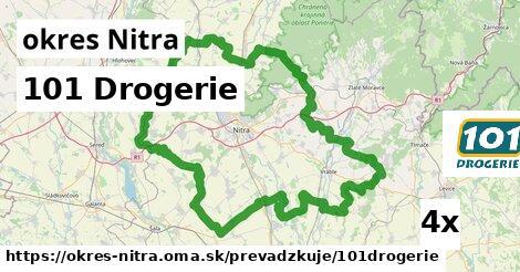 ilustračný obrázok k 101 Drogerie, okres Nitra