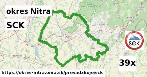 SCK v okres Nitra