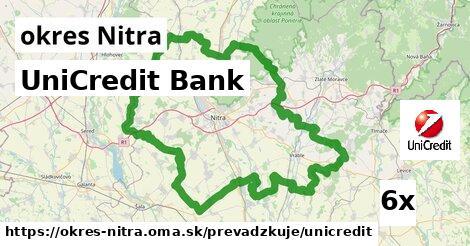 ilustračný obrázok k UniCredit Bank, okres Nitra