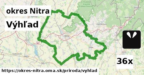 ilustračný obrázok k Výhľad, okres Nitra