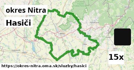 ilustračný obrázok k Hasiči, okres Nitra