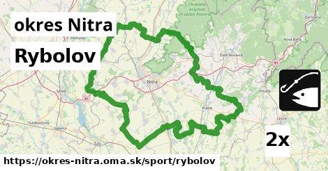ilustračný obrázok k Rybolov, okres Nitra