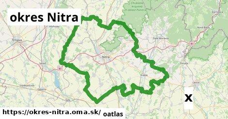 ilustračný obrázok k Strom, okres Nitra