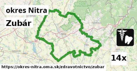 ilustračný obrázok k Zubár, okres Nitra