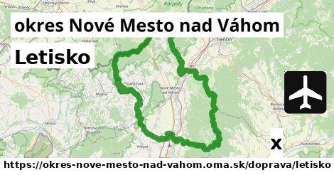 ilustračný obrázok k Letisko, okres Nové Mesto nad Váhom