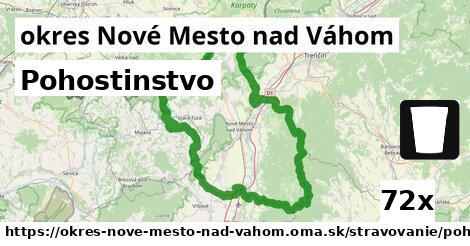 ilustračný obrázok k Pohostinstvo, okres Nové Mesto nad Váhom