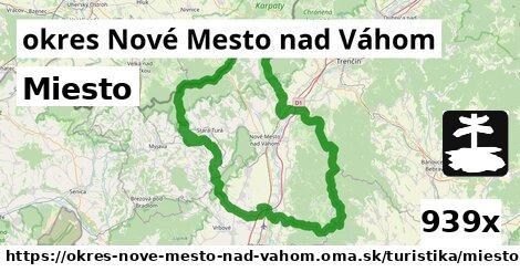 ilustračný obrázok k Miesto, okres Nové Mesto nad Váhom
