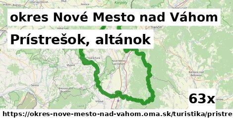 ilustračný obrázok k Prístrešok, altánok, okres Nové Mesto nad Váhom
