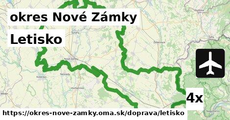 ilustračný obrázok k Letisko, okres Nové Zámky