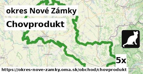 ilustračný obrázok k Chovprodukt, okres Nové Zámky