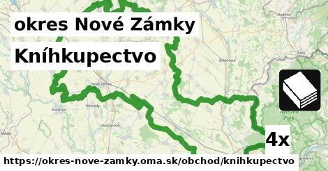 ilustračný obrázok k Kníhkupectvo, okres Nové Zámky