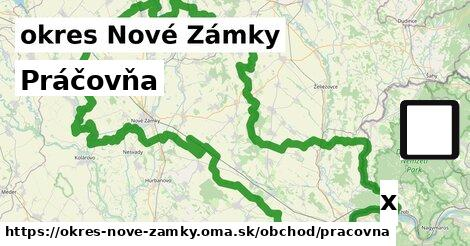 ilustračný obrázok k Práčovňa, okres Nové Zámky