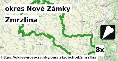 ilustračný obrázok k Zmrzlina, okres Nové Zámky