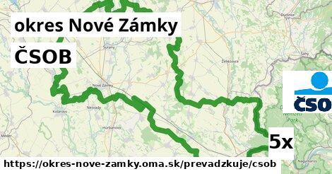 ilustračný obrázok k ČSOB, okres Nové Zámky