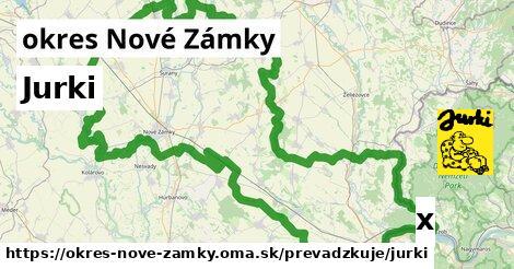 ilustračný obrázok k Jurki, okres Nové Zámky