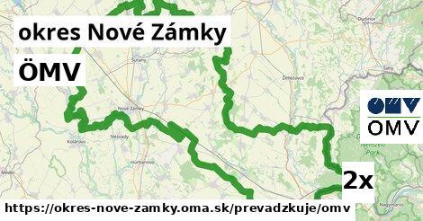 ilustračný obrázok k ÖMV, okres Nové Zámky