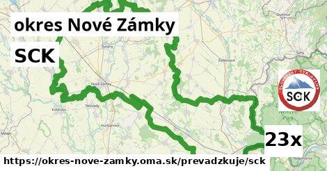 ilustračný obrázok k SCK, okres Nové Zámky