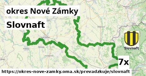 ilustračný obrázok k Slovnaft, okres Nové Zámky