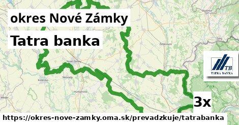 ilustračný obrázok k Tatra banka, okres Nové Zámky