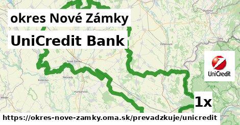 ilustračný obrázok k UniCredit Bank, okres Nové Zámky