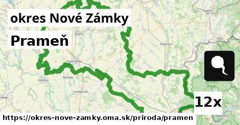 ilustračný obrázok k Prameň, okres Nové Zámky
