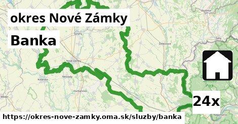 ilustračný obrázok k Banka, okres Nové Zámky
