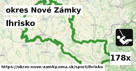 ilustračný obrázok k Ihrisko, okres Nové Zámky