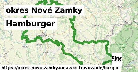 ilustračný obrázok k Hamburger, okres Nové Zámky