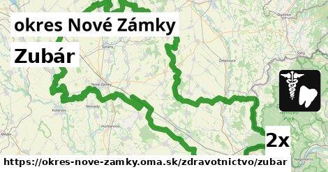 ilustračný obrázok k Zubár, okres Nové Zámky