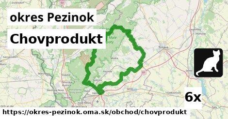 ilustračný obrázok k Chovprodukt, okres Pezinok