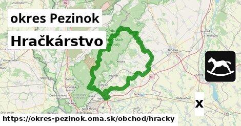 ilustračný obrázok k Hračkárstvo, okres Pezinok