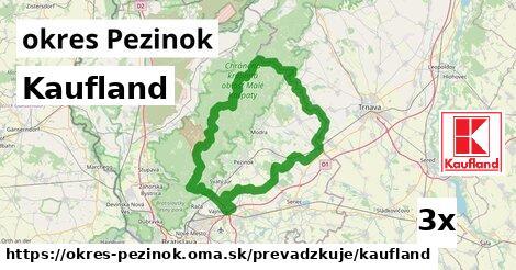 ilustračný obrázok k Kaufland, okres Pezinok