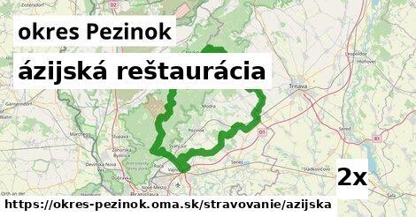 ilustračný obrázok k ázijská reštaurácia, okres Pezinok