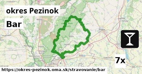 ilustračný obrázok k Bar, okres Pezinok