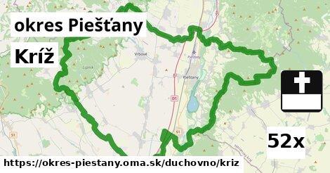 ilustračný obrázok k Kríž, okres Piešťany