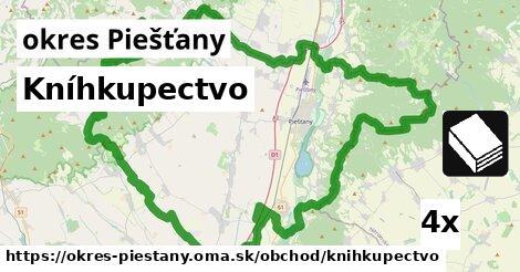 ilustračný obrázok k Kníhkupectvo, okres Piešťany