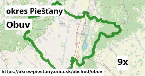ilustračný obrázok k Obuv, okres Piešťany