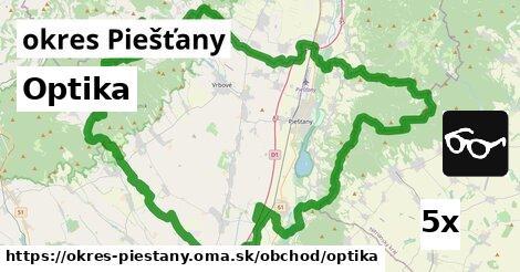 ilustračný obrázok k Optika, okres Piešťany