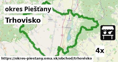 ilustračný obrázok k Trhovisko, okres Piešťany