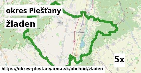 ilustračný obrázok k žiaden, okres Piešťany