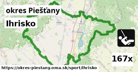 ilustračný obrázok k Ihrisko, okres Piešťany