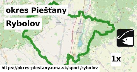 ilustračný obrázok k Rybolov, okres Piešťany