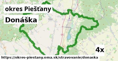 ilustračný obrázok k Donáška, okres Piešťany