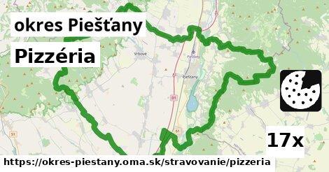 ilustračný obrázok k Pizzéria, okres Piešťany