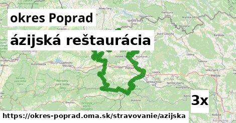 ilustračný obrázok k ázijská reštaurácia, okres Poprad