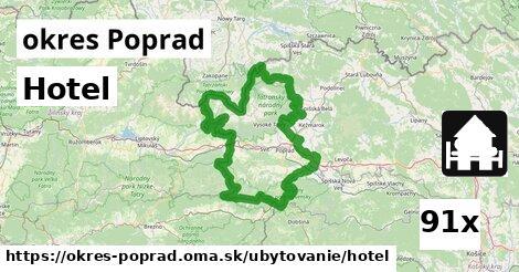 ilustračný obrázok k Hotel, okres Poprad