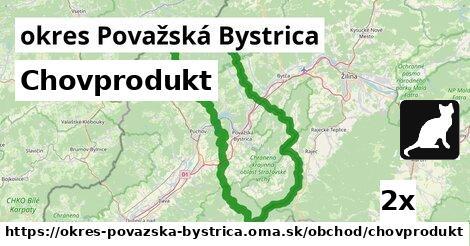 ilustračný obrázok k Chovprodukt, okres Považská Bystrica