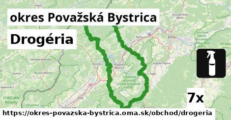 ilustračný obrázok k Drogéria, okres Považská Bystrica
