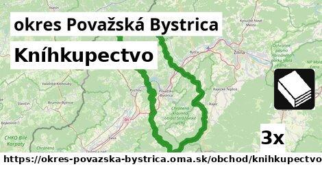 ilustračný obrázok k Kníhkupectvo, okres Považská Bystrica
