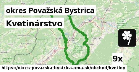 ilustračný obrázok k Kvetinárstvo, okres Považská Bystrica